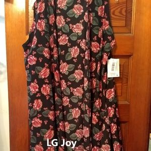 LuLaRoe Large joy